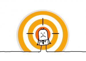Logo referente a la Víctima en el proceso penal