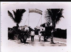 Huaquillas en 1941