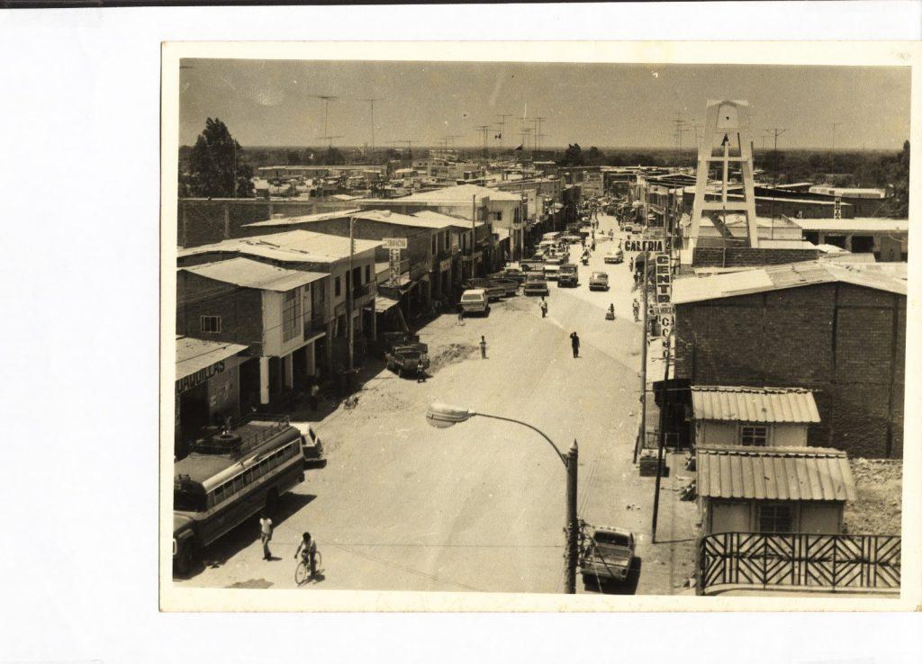 Imagen de Huaquillas despues 1941