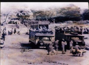 Transporte de Huaquillas Histórico