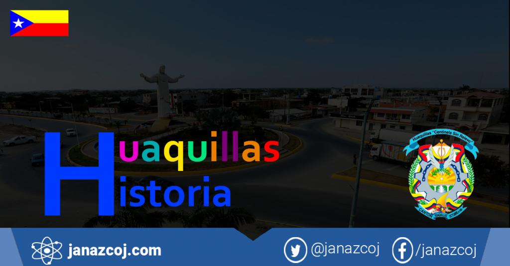 Historia de Huaquillas