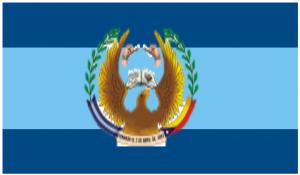 bandera Monseñor Leonidas Proaño Villalba de Huaquillas
